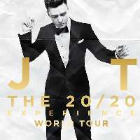 Petition JUSTIN TIMBERLAKE in ITALY & SPAIN with his tour