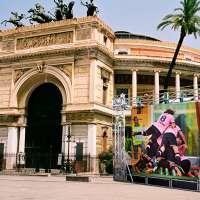 Petizione per maxi-schermo a Piazza Politeama