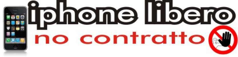 Iphone libero no contratto
