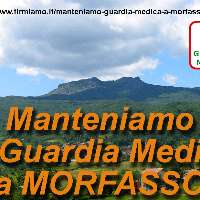 Manteniamo Guardia Medica a Morfasso (PC)
