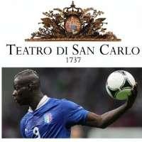 NO ALLE TRASMISSIONI DELLE PARTITE AL TEATRO S. CARLO