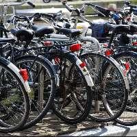 rastrelliere per bici in Bocconi