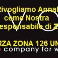Rivogliamo AnnaLisa come RDZ Zona 126