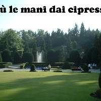 Giù le mani dai Cipressi dei Giardini Estensi di Varese