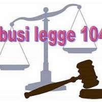 Diritto alla mobilità....senza la 104