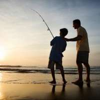 Licenza di pesca in mare:200 euro barche 20 euro spiaggia