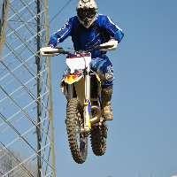 1° pista motocross in VDA