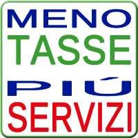 FIRMA CON NOI CONTRO L'AUMENTO DELLE TASSE AD ANZIO