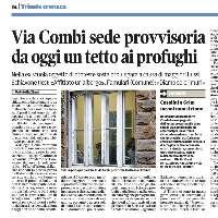 No richiedenti asilo politico a Barcola