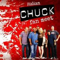 CHUCK FAN MEET IN ITALY WITH KLZ EVENTS