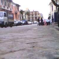 Tutela lastricato storico Corso Garibaldi di Reggio C