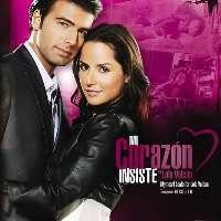 ''Mi corazon insiste'' trasmessa anche in Italia.