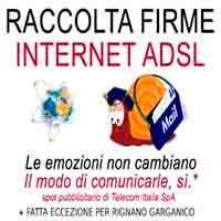 ADSL PER RIGNANO GARGANICO