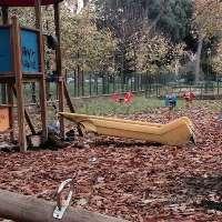 Ripristino Area Giochi Parco della Resistenza