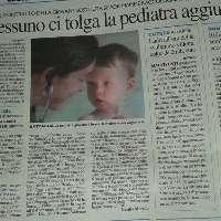 Teniamo la Pediatra Irene Pellegrini, USL 6 Livorno