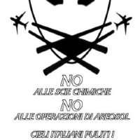 STOP SCIE CHIMICHE SULL'ITALIA!!