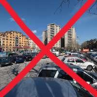 NO a un parcheggio multipiano in Piazza Foraggi - Trieste