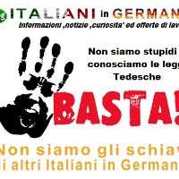 Basta sfruttamento nelle Gelaterie e Ristoranti Italiani