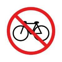 Piu regole per i ciclisti .Potere ai pedoni