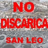 SAN LEO DICE NO ALLA DISCARICA!