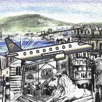 Voli Londra-Genova il weekend