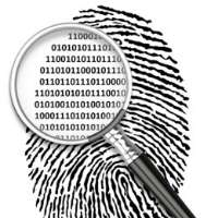 Tessere d'identità con impronte digitali