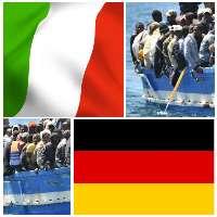 Mandiamo tutti i migranti e clandestini in Germania
