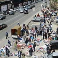 Legalità a Genova no al mercatino abusivo di Via Turati