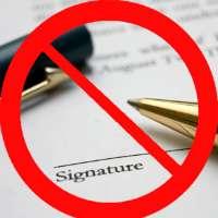 BAsta con Le petizioni su facebook