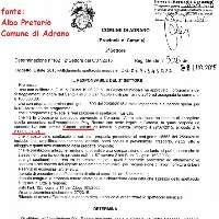 NO a Gianni Celeste ad Adrano.
