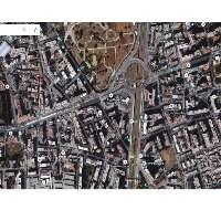 Chiusura dell'incrocio tra via Uditore e via L. da Vinci