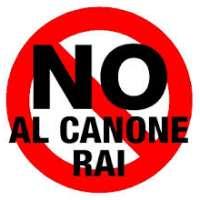 STOP CANONE RAI - BOLLETTA DAL 2016
