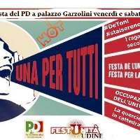DIMISSIONI DEL RETTORE DELL'UNIVERSITA' DI UDINE, DE TONI