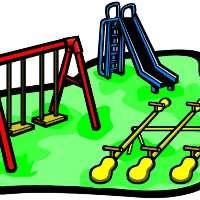 Richiediamo l'apertura del parco giochi