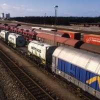 Trasporto merci su ferrovia