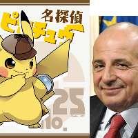 Vogliamo Giancarlo Magalli come voce di Pikachu