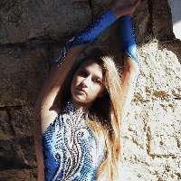 Aiutiamo Anastasya, bella e sportiva per l'università