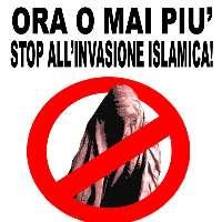 Vietare Islam e Moschee In Italia.