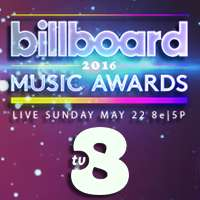 BILLBOARD MUSIC AWARDS IN DIRETTA SU TV8