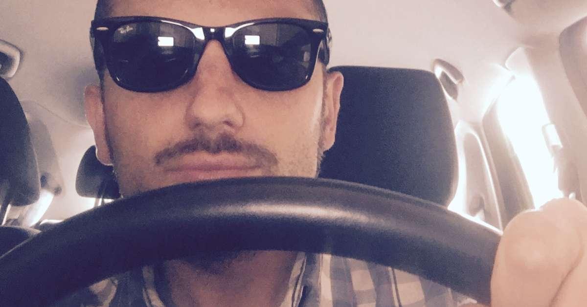 Un volante per Daniele