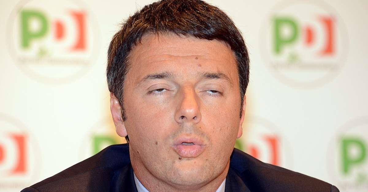 Mandiamo a casa Renzi.