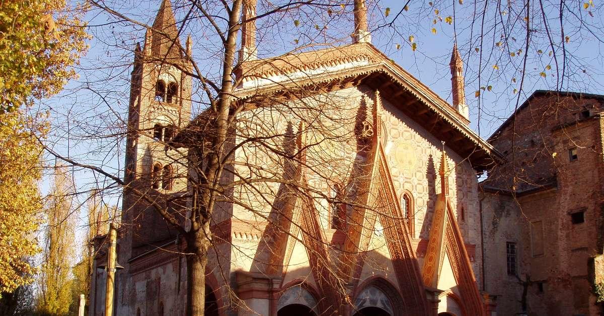 """Sant'Antonio di Ranverso """"Bella ma chiusa per restauro"""