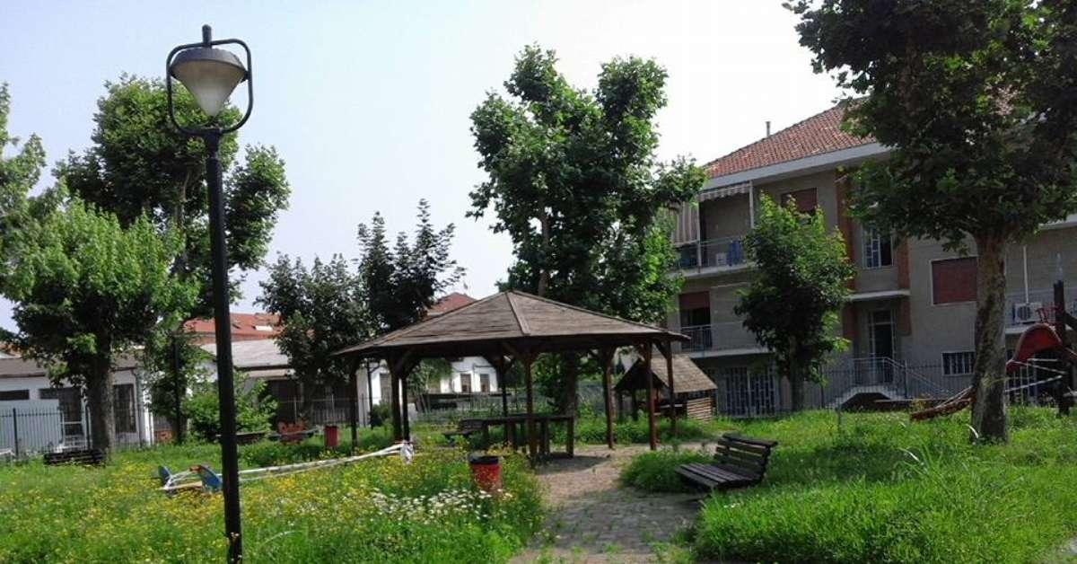 Riapertura area giardini di Via Martiri della Libertà