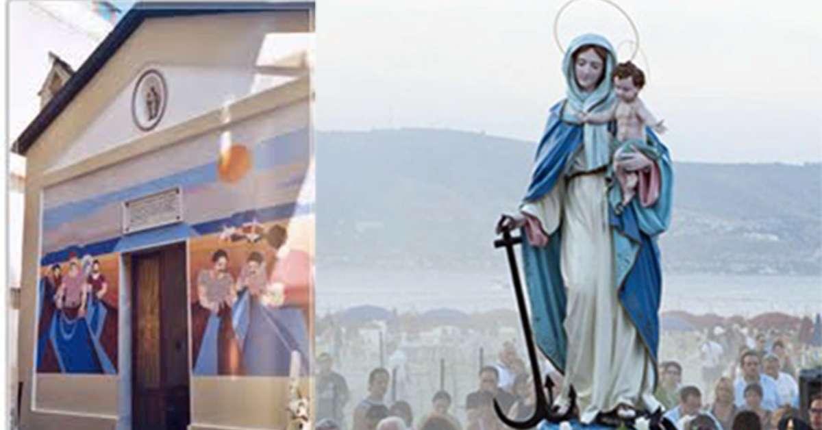Vogliamo la nostra Madonna nella sua chiesa a Soverato
