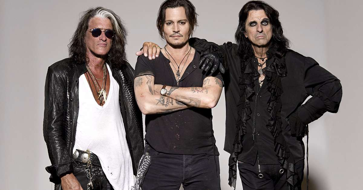 Portiamo gli 'Hollywood Vampires' in Italia.