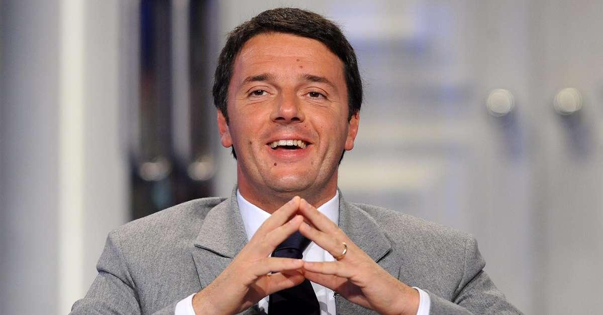 Mandiamo a casa Matteo Renzi