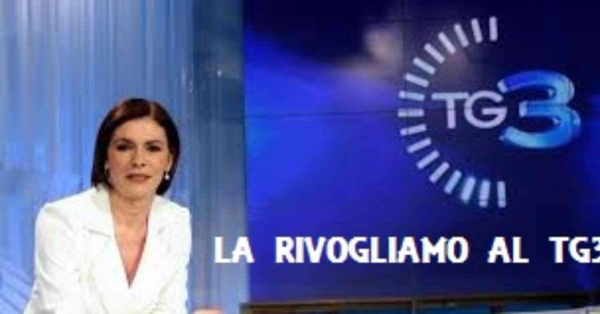 Rivogliamo Bianca Berlinguer Direttore del TG3.