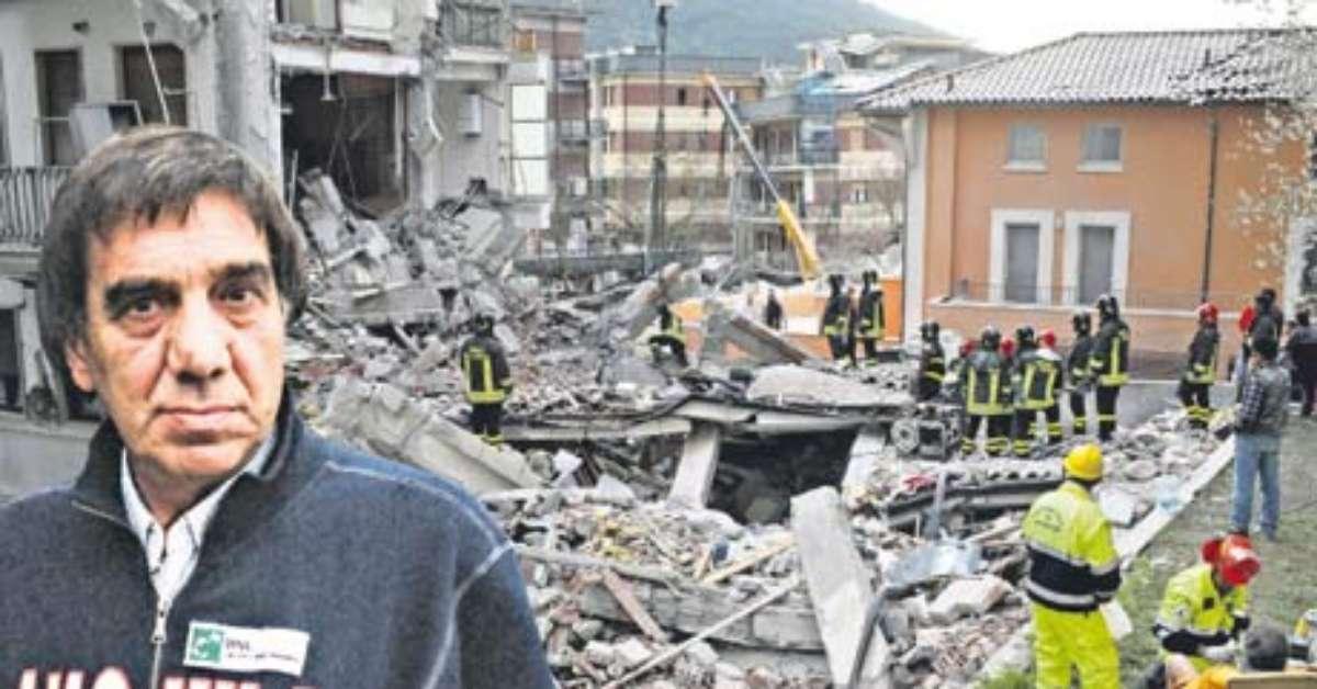 Incarico monitoraggio zona sismica 1 a Giampaolo Giuliani