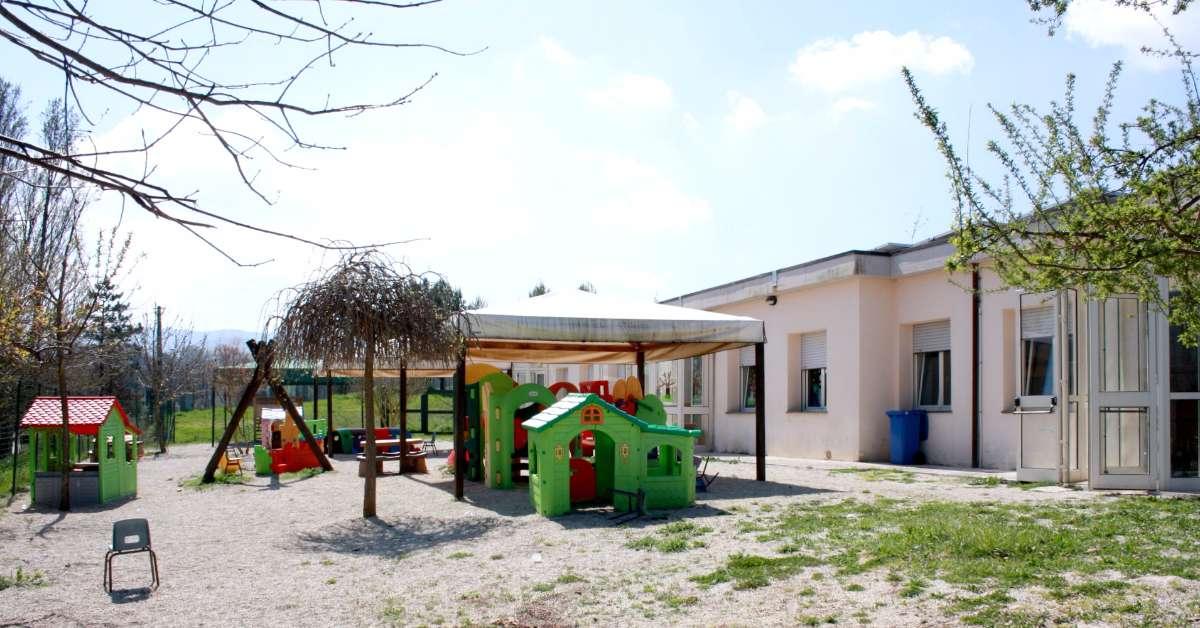 Controllo post-terremoto scuola infanzia Bastardo
