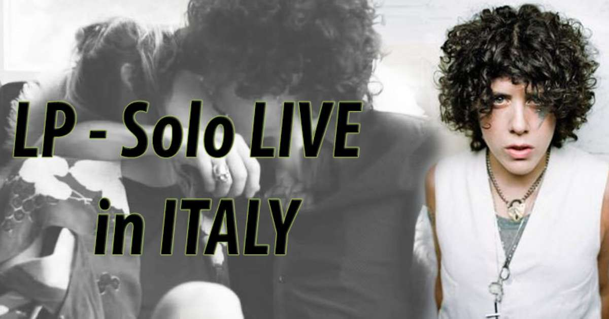 LP- Solo Live in Italy